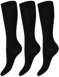 Chaussettes hautes (lot de 3) - Enfant unisexe