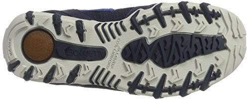 Allrounder by Mephisto Naina, Chaussures Multisport Outdoor Femme Blau (INDACO/INDACO)