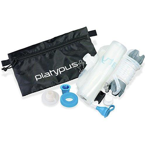 Platypus Wasserfilter Gravitiyworks 2.0L Filtersystem – Complete Kit - 3