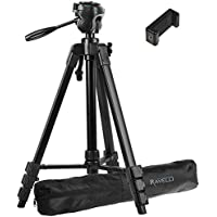 Ravelli APLT4 Digital Camera Tripod (Black 952.5g, Aluminium, Plastic, black)