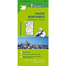 [(Pacific Northwest Zoom Map 171: Washington Oregon)] [ Michelin Editions Des Voyages ] [January, 2014]