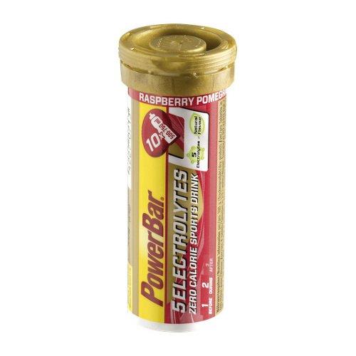 POWERBAR 5 Electrolytes Raspberry-Pomegranate 42 g Brausetabletten Nec 42