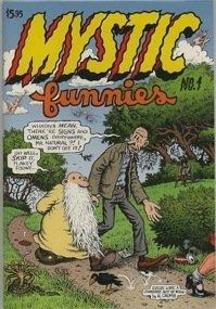 Mystic Funnies n° 2