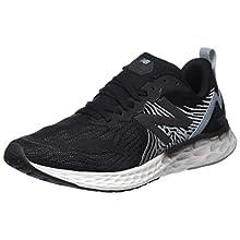 New Balance Men's Fresh Foam Tempo Road Running Shoe, Black, 7.5 UK 41.5 EU