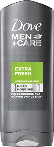 Dove Men+Care Duschgel Extra Fresh,(6 x 250 ml)