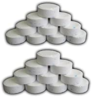 20 x 20gram Chlorine Tablet Hot Tubs Swimming Pool Tablets