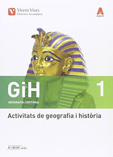 Gih 1 activitats (geografia i historia) aula 3d: gih 1 catalunya geografia i història activitats aula 3d: 000001 - 9