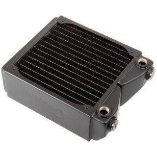 Coolgate CG140 140mm Radiator - schwarz - 140 mm, CG140