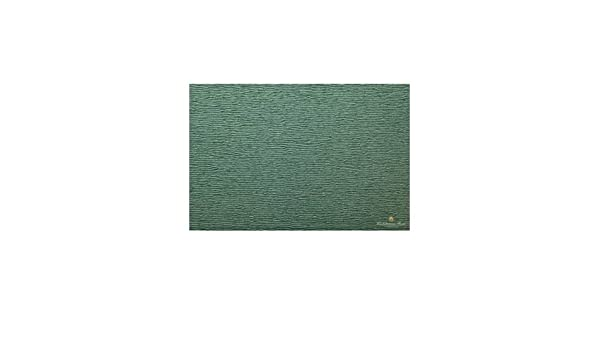 Cartotecnica Rossi Carta Crespa 50X250Cm 60Gr Verde Petrolio 234Cr