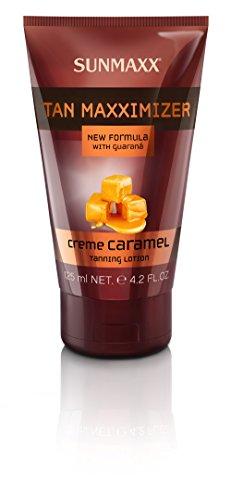 Sunmaxx Creme Caramel Tanning Lotion 125 ml Solariumkosmetik Test