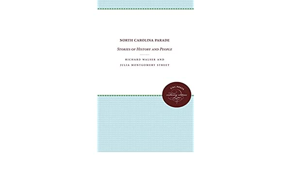 Short Stories from the Old North State (Enduring Editions)