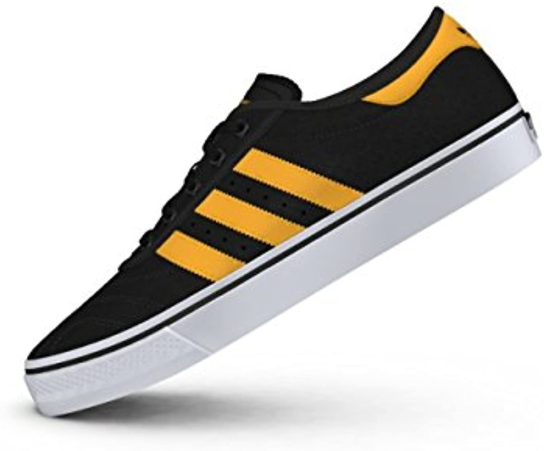 Adidas Adi-Ease Premiere, core black/solar gold/white -