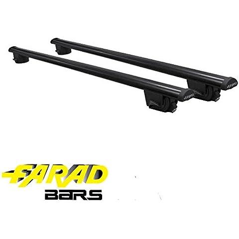 Barras Portaequipajes Para Techo Farad Cambiador Passat Vw Variant (5 p) 2005/2014 New Iron