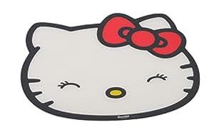 Hello Kitty Tapis pour gamelles Blanc