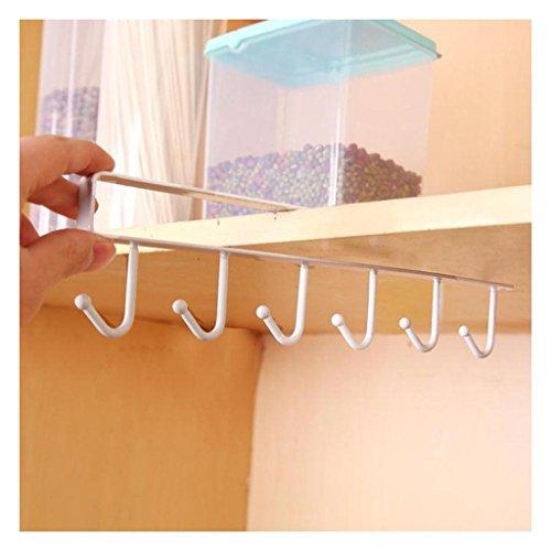 Colgador tazas Paellaesp Almacenamiento cocina rack