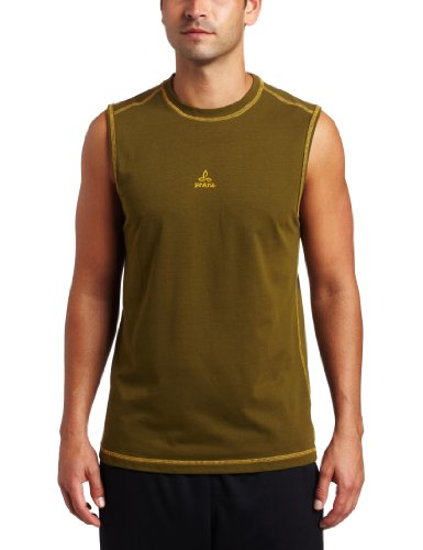 prAna Men 's Neo Sleeveless Tee wald