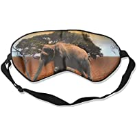 Sleep Eye Mask Elephant Desert Lightweight Soft Blindfold Adjustable Head Strap Eyeshade Travel Eyepatch E18 preisvergleich bei billige-tabletten.eu