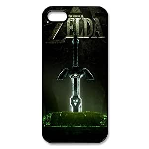 The Legend Of Zelda - CoverMonster Custom Style Game couverture coque pour Iphone 5 5S