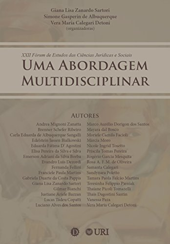 Uma Abordagem Multidisciplinar (Portuguese Edition) por Giana Lisa Zanardo Sartori