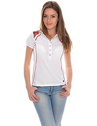 Puma bMW motorsport womens fan polo ofiicially officiel    8  (761215 diamètre 34/uK/uS xS (blanc)
