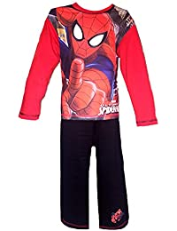 Boys Kids Toy Story Cars Spiderman Superman Batman Star Wars Avengers Paw Patrol Sublimation Pyjamas PJ Toddler Size 12 Month -10 Years