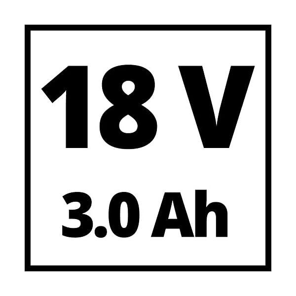 41JxD6GUqVL. SS600  - Einhell Expert Amoladora TE-AG 18/115 Li Kit Power X-Change, Li-Ion, 18 V, incluida Batería de 3,0 Ah y Cargador Rápido (ref. 4431119)