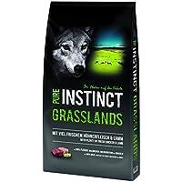 SAGAFLOR Trockenfutter PURE INSTINCT Grasslands Huhn und Lamm für Hunde 12,0 kg
