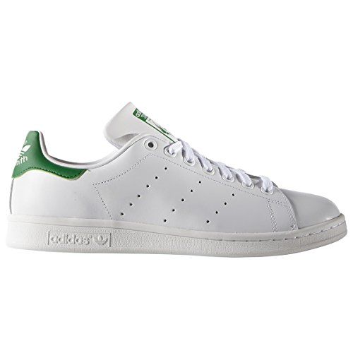 Adidas Stan Smith. Baskets Mode Blanches pour Femmes. Sneaker.Utiliser pour n'importe Quel Look.