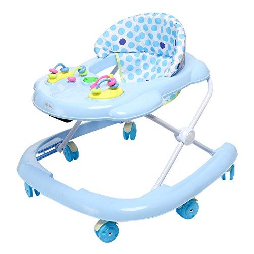 Tiffy & Toffee Maxtrem Baby Walker (Royal Blue)