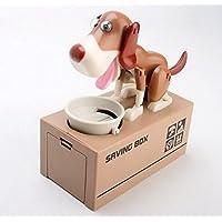 Natthom süßen Essen Hund Sparschwein Saving Box Geld Bank Münze Sparbüchse preisvergleich bei kinderzimmerdekopreise.eu