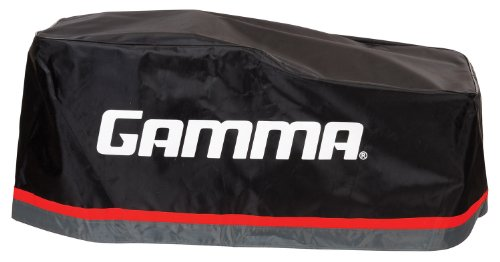 Gamma Sports Schlägerhaube - Progression Tischplatte oder aufrecht, MGSMC00, Aufrecht - Schwarz/Rot