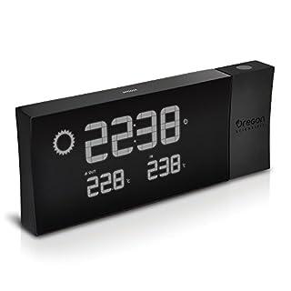 Oregon Scientific BAR223P Prysma Projektionsuhr mit Wettervorhersage Black Edition (B00NPCO7KY)   Amazon Products
