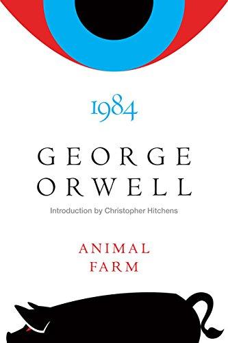 ANIMAL FARM & 1984 por GEORGE ORWELL