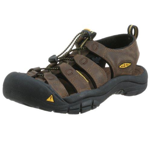 keen-newport-sandals-men-brown-size-9-uk