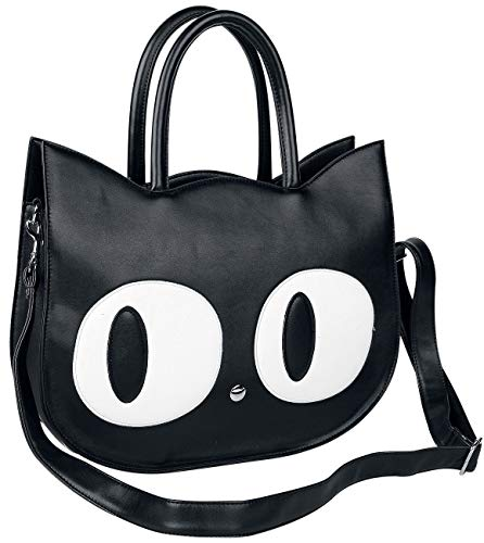 Banned 'Big Kitty' for Frauen in Negro made of 100% poliuretano. Officially licensed product.