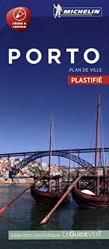 Plan Porto Plastifié Michelin par Michelin