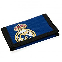 Real Madrid F.C. Nylon Wallet FP