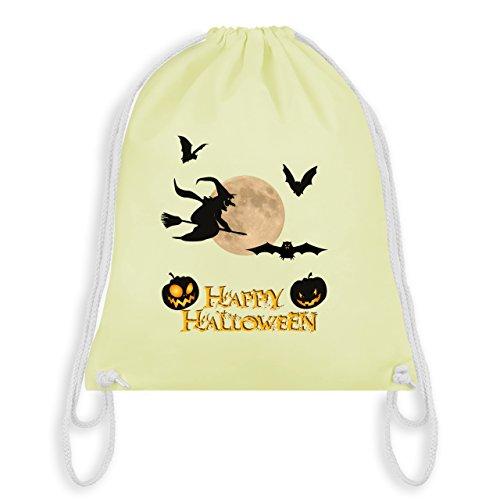Halloween - Happy Halloween Mond Hexe - Unisize -