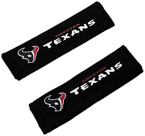 NFL Gurtpolster (2 Stück), Unisex, schwarz, Einheitsgröße Nfl Protector