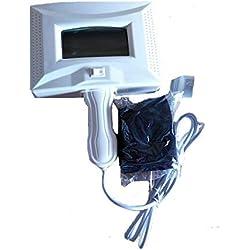 JL Haltegriff Holzlampe Hautuntersuchungserkennung UV Vergrößerungs Analysator Mit Schutzhülle Und Gesicht Drape SPA Salon Equipment