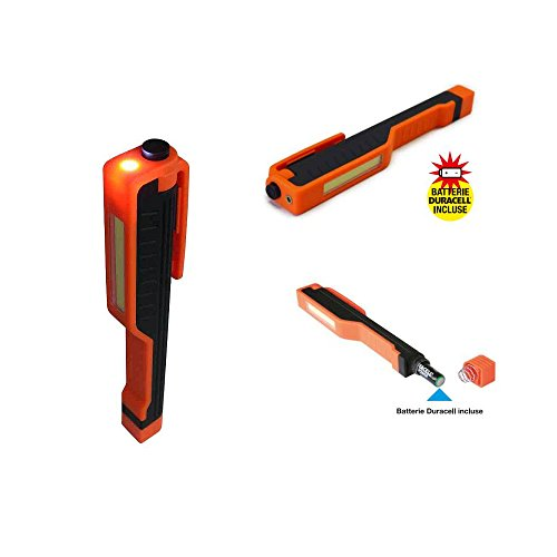 cfg-work-clip-flashlight-cree-led-battery-workshop-car-1w-lighting-280lumen-autonomy-15ore-portable-