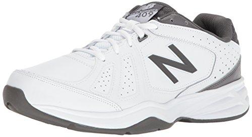 Nouveau Balancemx409v3 - Mx409v3 Da Uomo Blanc / Gris