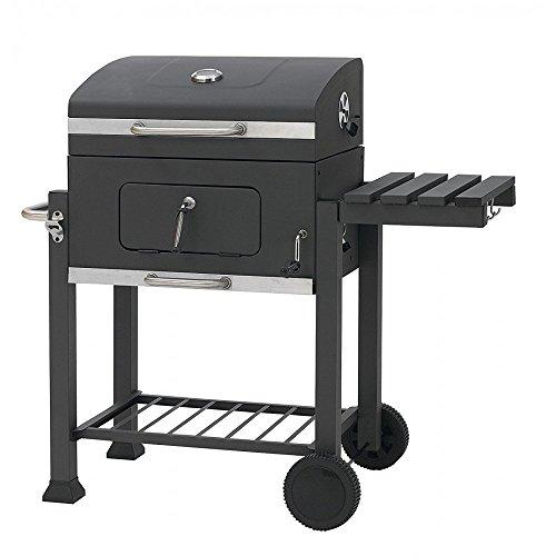 Milanihome barbecue a carbonella per esterno giardino, portico, terrazzo, campeggio