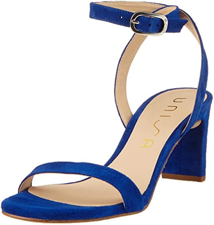 Unisa Mandi_KS, Sandali con Cinturino alla Caviglia Donna   Per tua scelta    Maschio/Ragazze Scarpa