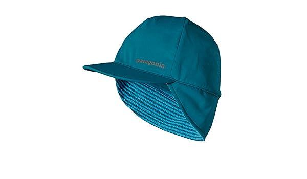 Patagonia Wind Shield Beanie Underwater Blue SMALL MEDIUM  Amazon.co.uk   Clothing 8d6dbfa652da