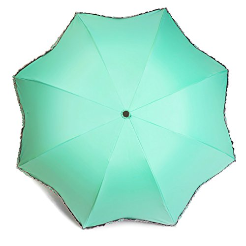 kilofly-folding-lotus-parasol-umbrella-with-ruffles-tiffany-blue-upf-40-
