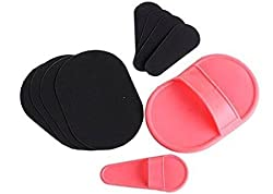 Inditradition Easy & Effective Instant Hair Remover Pad - (Soft, Simple & Painless) - Complete Body Care (02 Pads With 8 Hair Remover Paper)