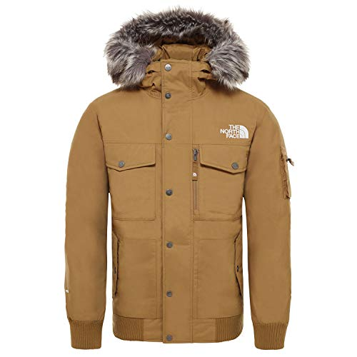 The North Face M Gotham Chaqueta De Plumón, Hombre, British Khaki