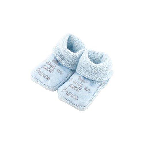 bottini del bambino 0-3 mesi azzurri - Sono un piccolo principe