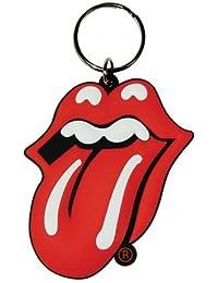 Rubber Schlüsselanhänger - Rolling Stones (Tongue)